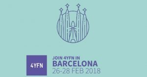 cartel Join 4YFN In - Barcelona
